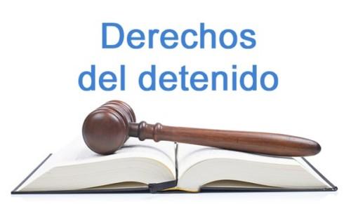 La policía está obligada a cumplir la ley: en caso de detención debe informar al detenido de las pruebas que hay contra él